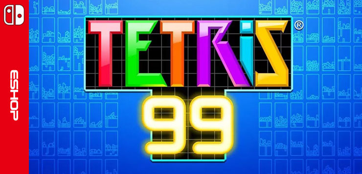 New Battle Royale For The Switch? Yup, It's Tetris99.