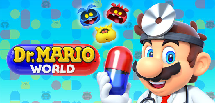 Dr. Mario World Is Here!
