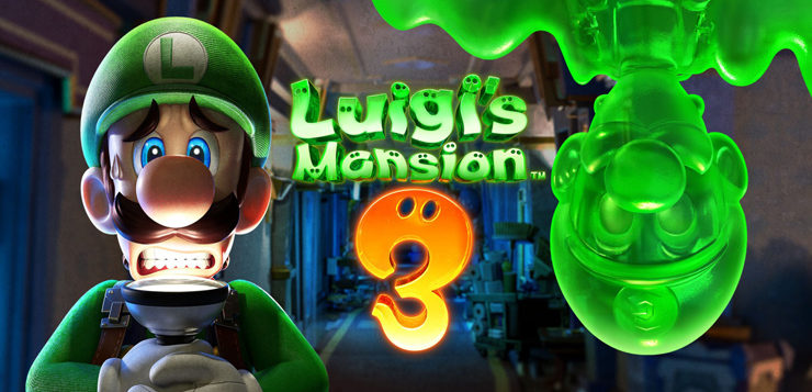 Luigi's Mansion Gets Spooky And Fitting Release Date