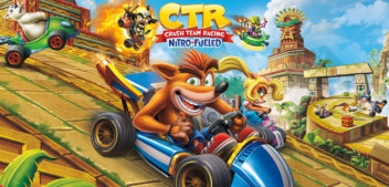 Crash Team Racing Nitro-Fueled Lead Lackluster UK Charts