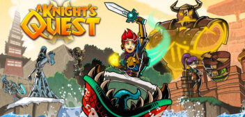 A Knight's Quest Launch Trailer Releases