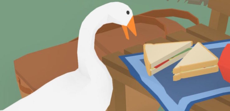 Untitled Goose Game is the real G.O.A.T. Simulator